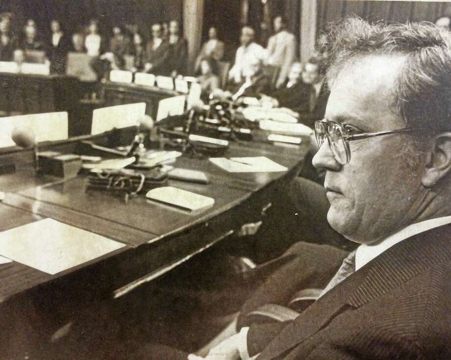 Reginald Smith, of New Hartford. Photo: Register Citizen File Photos