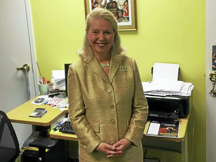 Deirdre Houlihan DiCara, executive director of Friends in Service to Humanity of Northwestern Connecticut, was The Register Citizen's Person of the Year for 2015. Photo: Register Citizen File Photo
