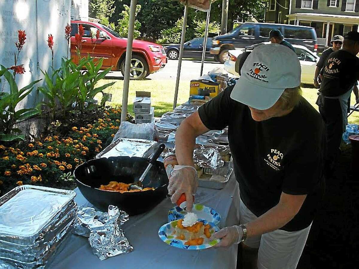 The 19th annual Peach Fest was held Saturday in New Hartford.