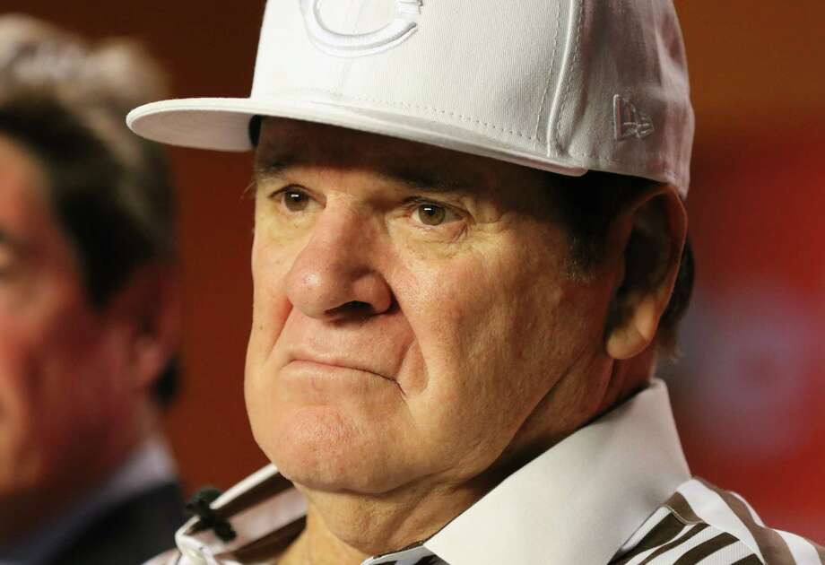 Baseball Commissioner Rob Manfred has rejected Pete Rose's plea for reinstatement, citing his continued gambling and evidence that he bet on games when he was playing for the Cincinnati Reds. Photo: Gary Landers — The Associated Press File Photo  / FR171284 AP