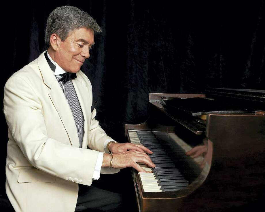 Ronny Whyte at the piano. Photo: Contributed