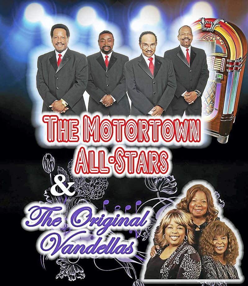 Contributed photoThe Motortown All-Stars and the Original Vandellas will perform at the Warner Theatre this summer. Photo: Journal Register Co.