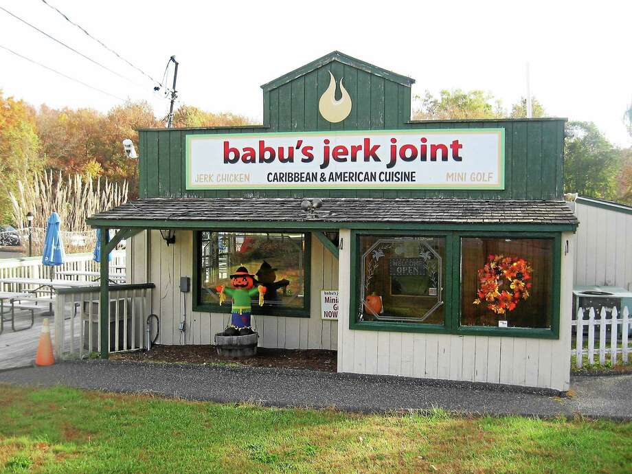 Babu's Jerk Joint is located at 537 Federal Road in Brookfield. Photo: Photo By John Torsiello