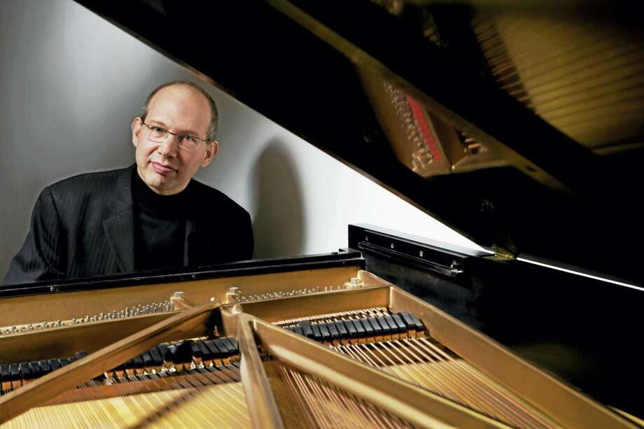 Contributed photo Pianist Ted Rosenthal joins the Sherman Chamber Orchestra in Kent and Pawling, NY. Photo: Digital First Media
