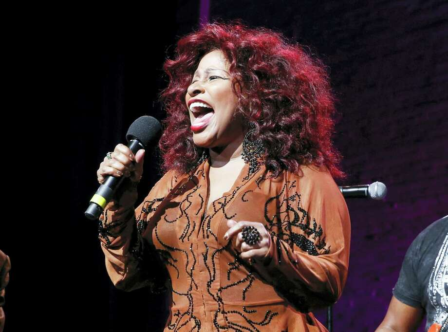 "In this Oct. 24, 2014 photo, Chaka Khan performs at the 13th annual ""A Great Night in Harlem"" gala concert in New York. Photo: Photo By Mark Von Holden/Invision/AP, File  / Invision"