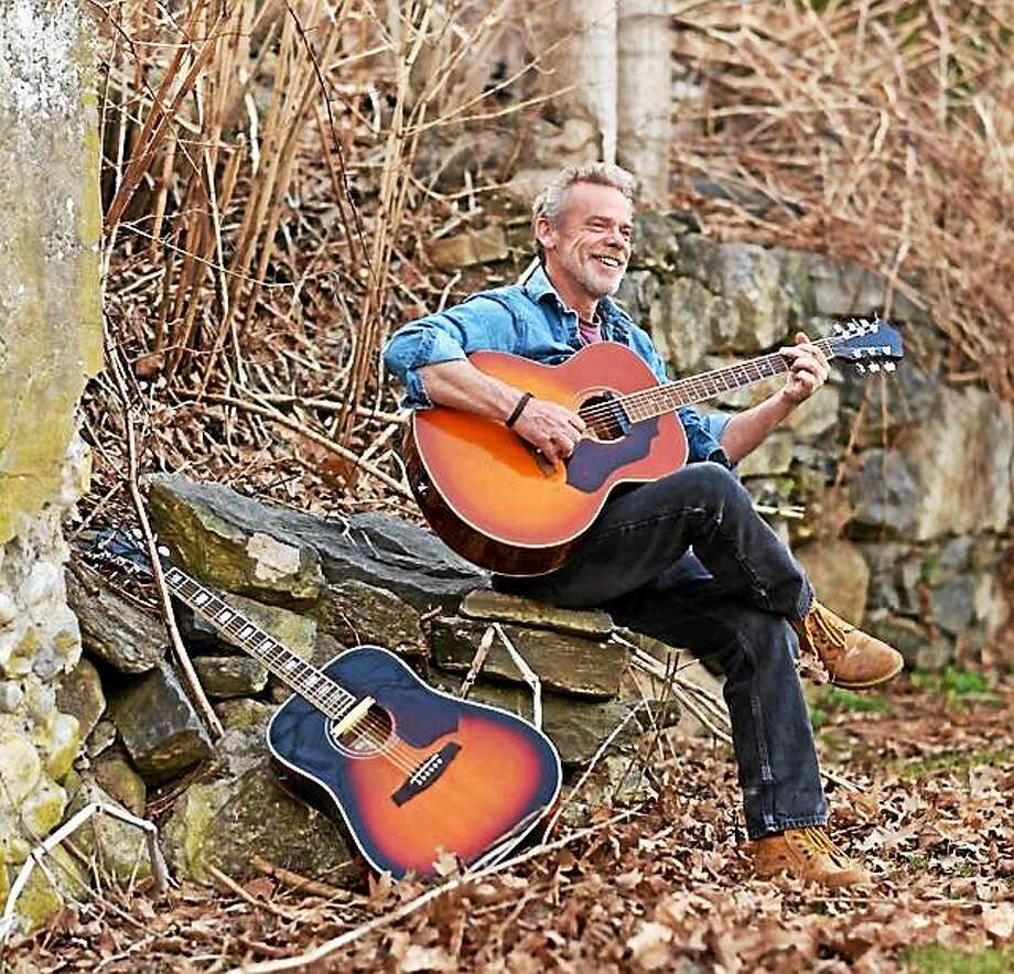 Contributed photo Singer-songwriter Bill Benson will perform at LaSalle's in Collinsville in anticipation of his next album. Photo: Journal Register Co. / J.BENSON PHOTOGRAPHY