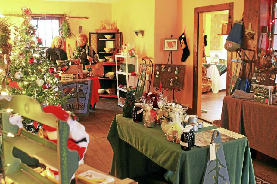 Contributed photo Flanders Nature Center's Artisan Marketplace opens Nov. 19, providing shoppers a wide selection of gifts by local crafters and artists. Photo: Digital First Media