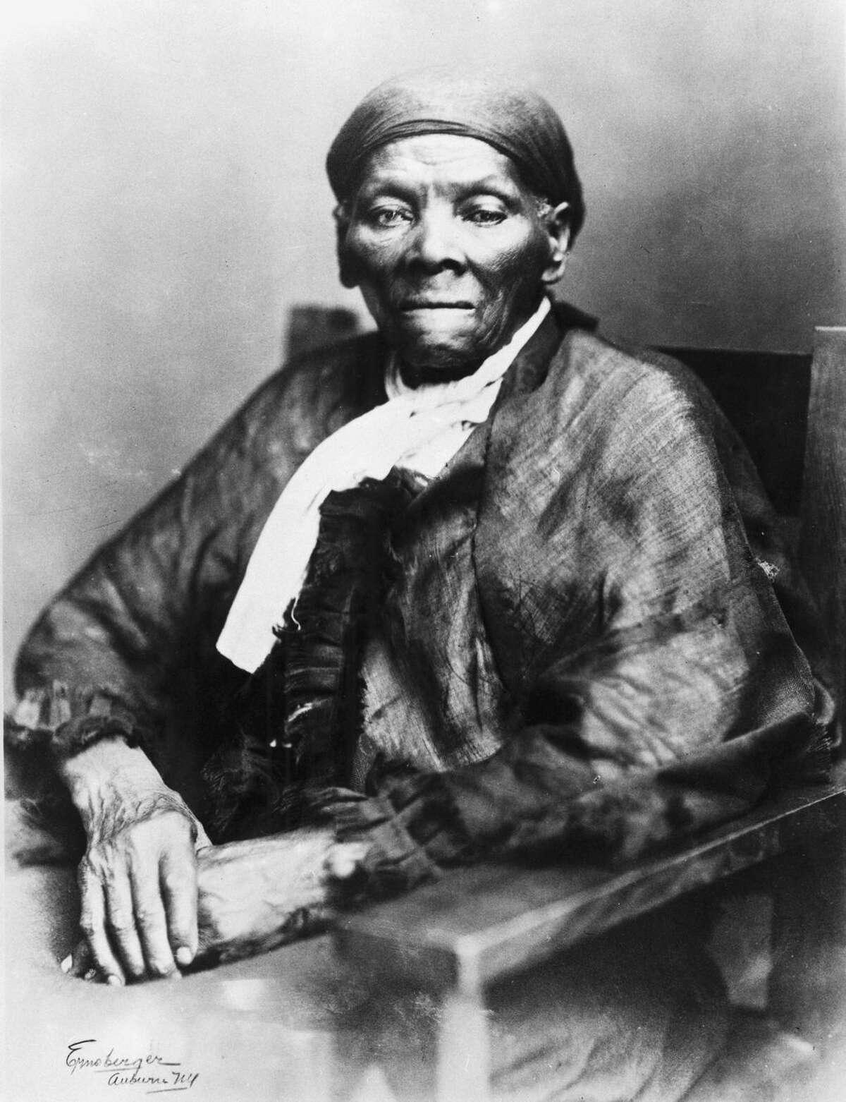 Harriet Tubman (Image courtesy MetroCreativeConnection)