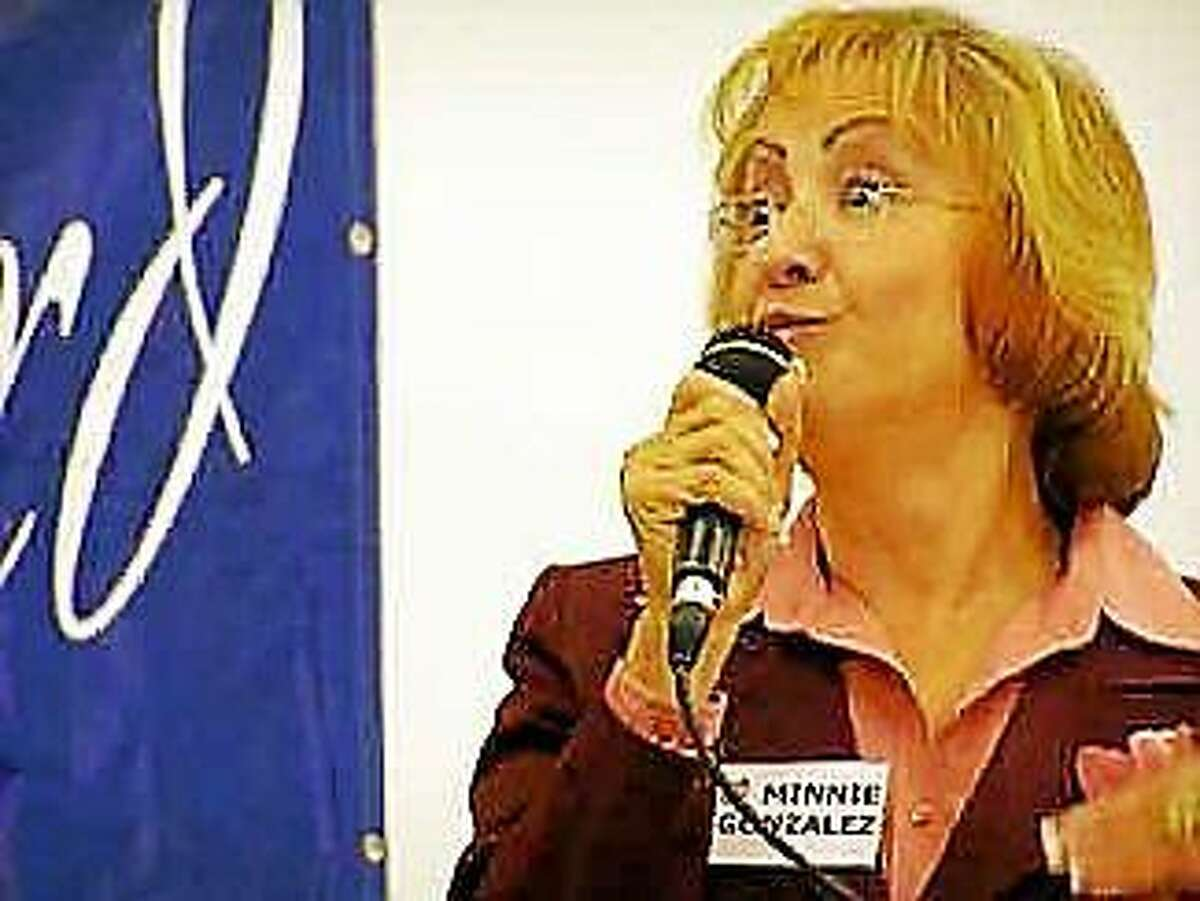 Rep. Minnie Gonzalez