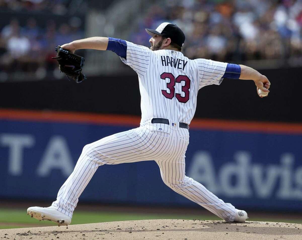 Mets starting pitcher Matt Harvey could be facing season-ending surgery.