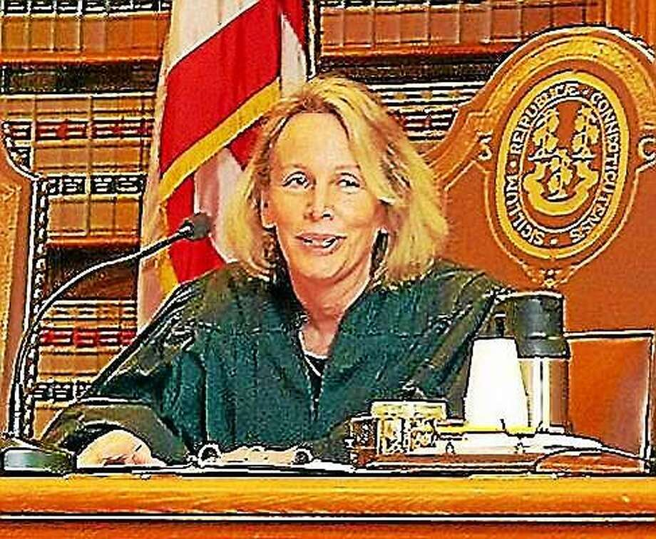Judge Rogers Photo: Photo Courtesy Of Connecticut Judicial Website
