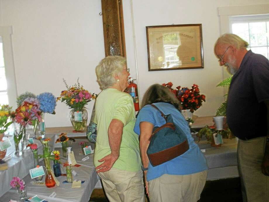 The Riverton Grange hosted its annual grange fair on Saturday. Photo: Photo By Stephen Underwood