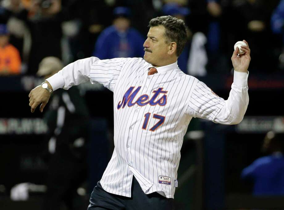 File photo of Keith Hernandez, who recently came under fire for comments made during the 2017 World Series.  Photo: The Associated Press File Photo  / AP