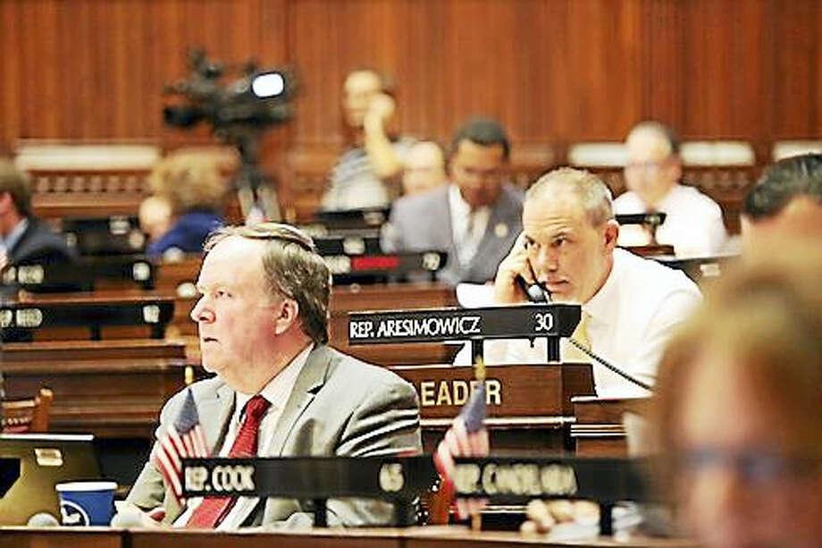 House Majority Leader Joe Aresimowicz, D-Berlin Photo: Christine Stuart — CT News Junkie File Photo