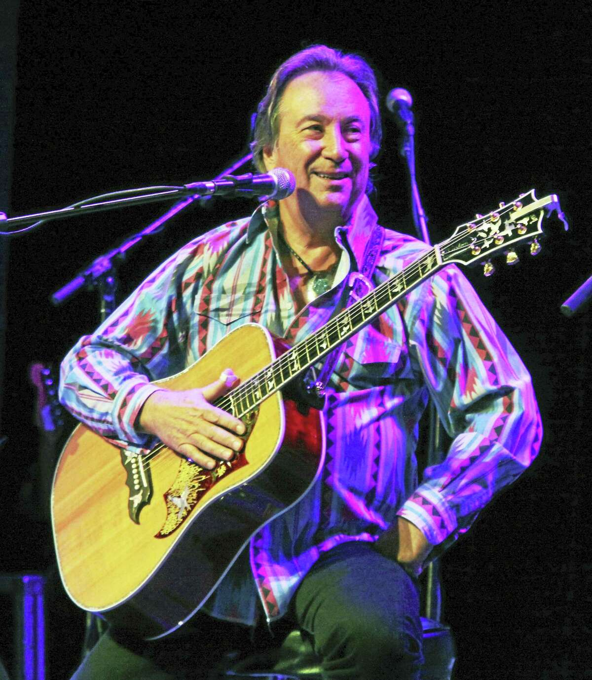 Contributed photoJim Messina, known for his work with Kenny Loggins in Loggins and Messina as well as Buffalo Springfield and Poco, will perform at Infinity Music Hall in Norfolk on July 15.
