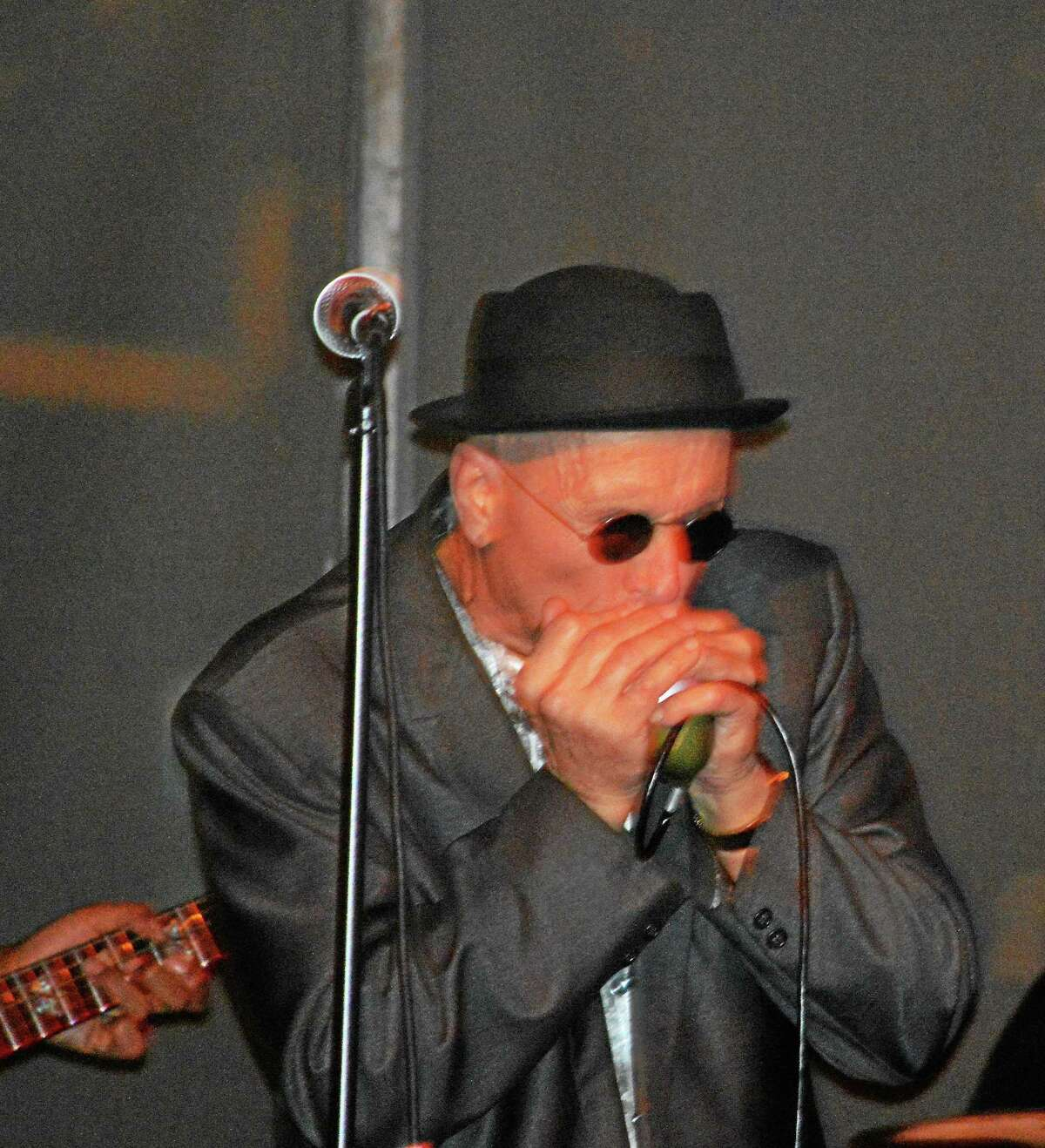 Photo by Domenic Forcella Bob Orsi will perform with Mighty Soul Drivers at Bridge Street Live with Betty Harris.