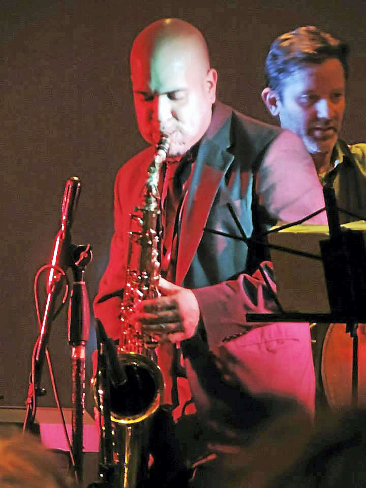 Contributed photoAlbert Rivera and his trio are coming to the Poli Club at the Waterbury Palace Theater.