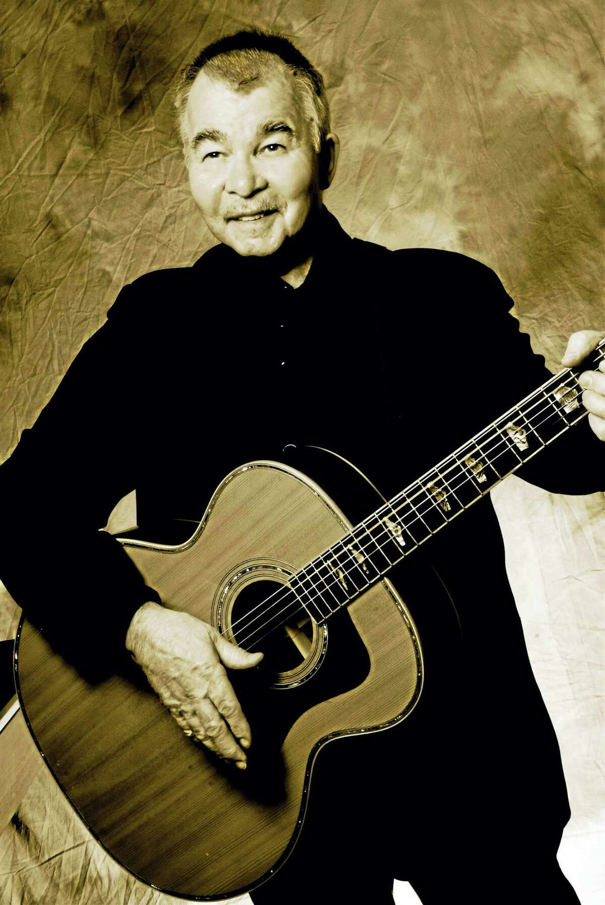 Singer John Prine is scheduled to perform at the Warner in September.
