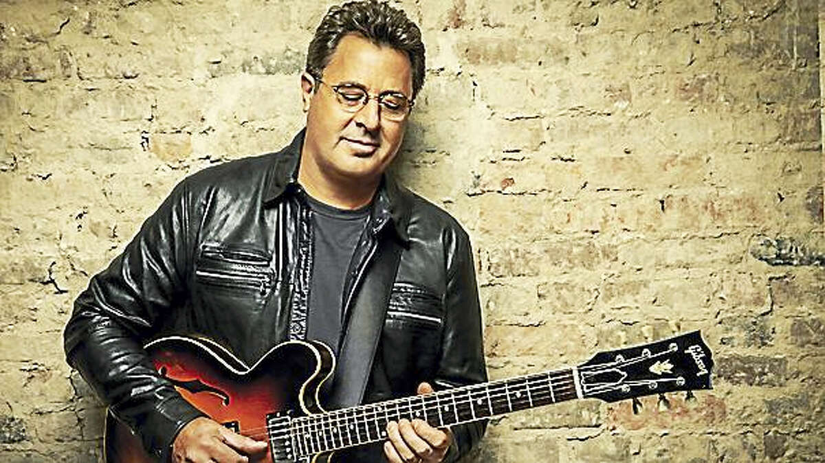 Contributed photo courtesy of Vince GillCountry music superstar Vince Gill will perform at the Warner Theatre in July.