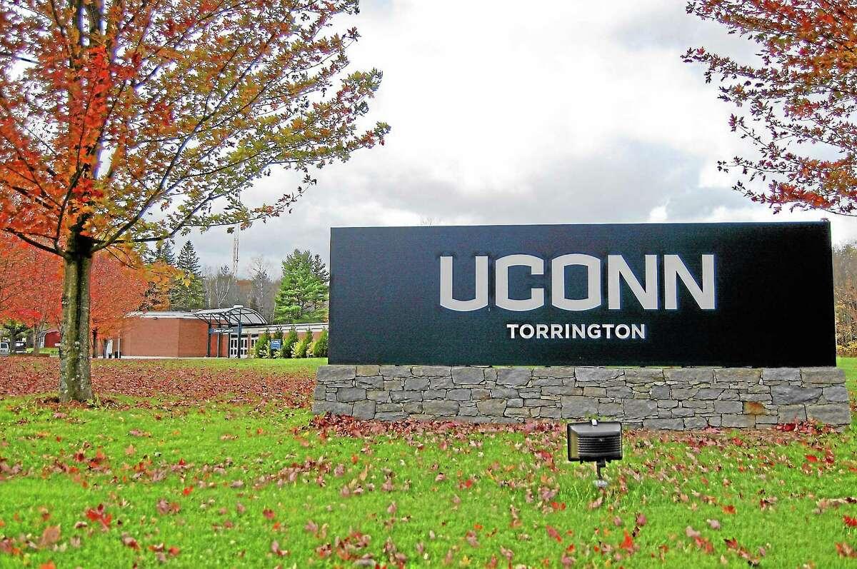 Tom Caprood-Register Citizen ¬ The UConn Torrington campus.
