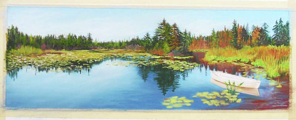 Jane M White, of Southington CT will be the April 10th through May exhibitor at Norfolk Artisans Guild in Norfolk CT. The Guild is located at Station Place in Norfolk, CT. They are open Fridays and Saturdays from 10 to 5pm. Sundays hours are 12 noon to 4pm. The Artisans Guild was started 24 years ago, by local artists. They encourage the unique and whimsical along with the practical and functional. Jane will be exhibiting watercolors and pastel landscapes, all of which are places she has traveled to. She will also be displaying House Portraits, which she has been painting for over 35 years. Jane has won many awards, with her paintings, and she can be reached through her website: www.JaneWhiteFineArt.com