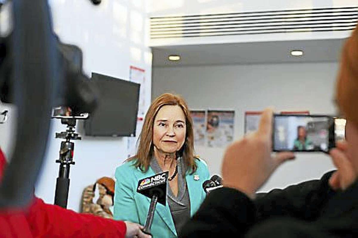 Secretary of the State Denise Merrill