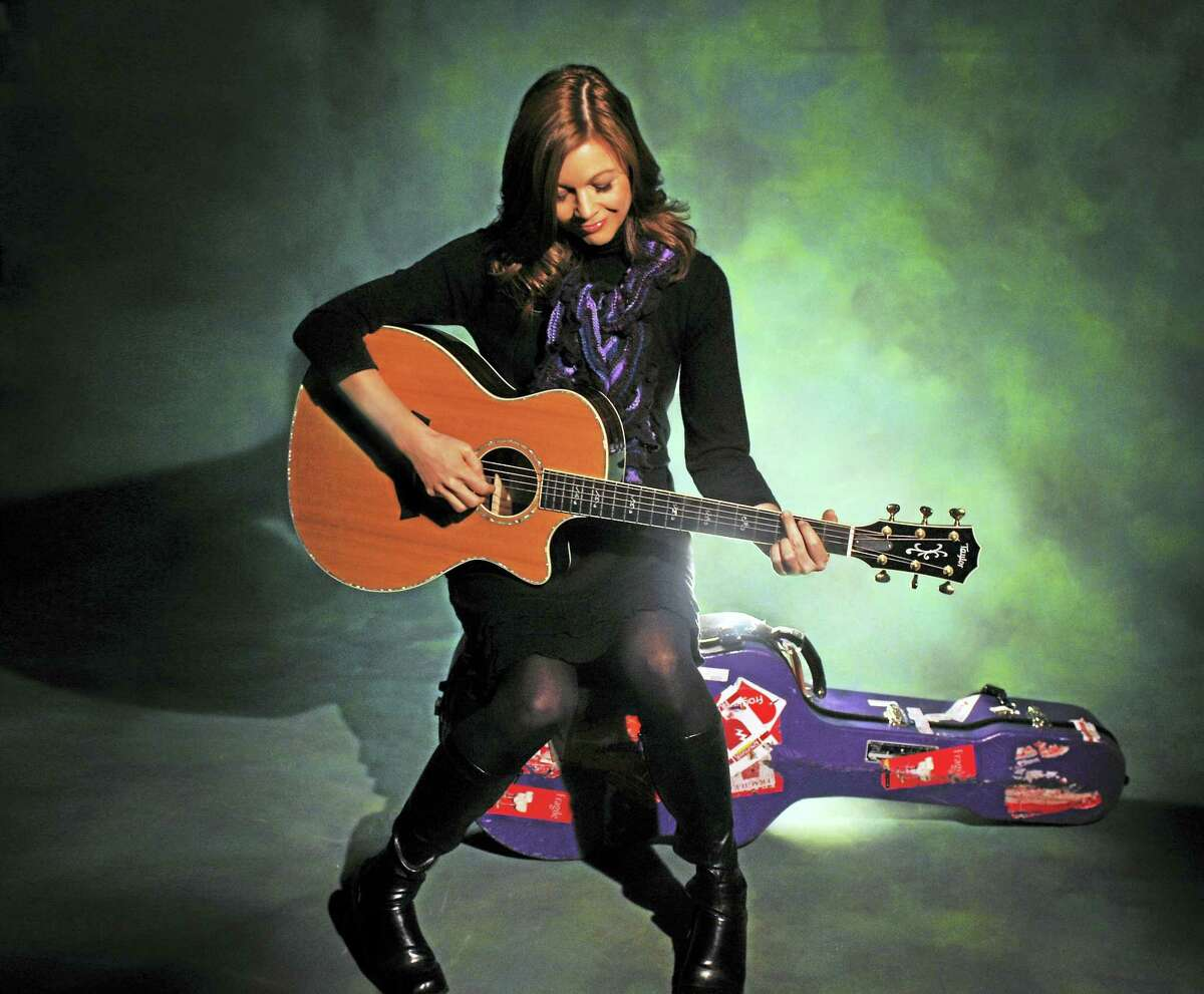 Contributed photoCarrie Newcomer is next in the lineup of Nights at the Beekley concert series, Saturday, Nov. 12.