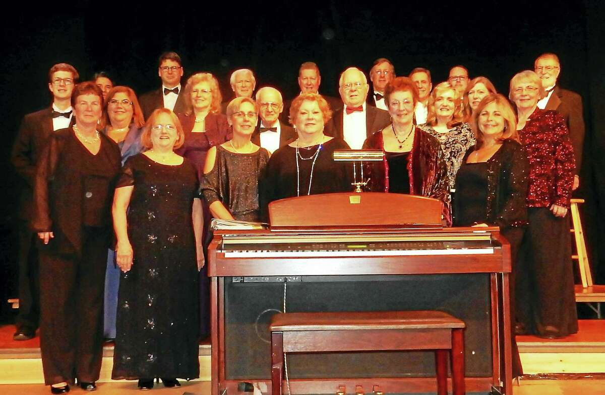 Contributed photoThe Goshen Festival Singers' December holiday concerts will benefit the Warren Congregational Church and its organ restoration fund.