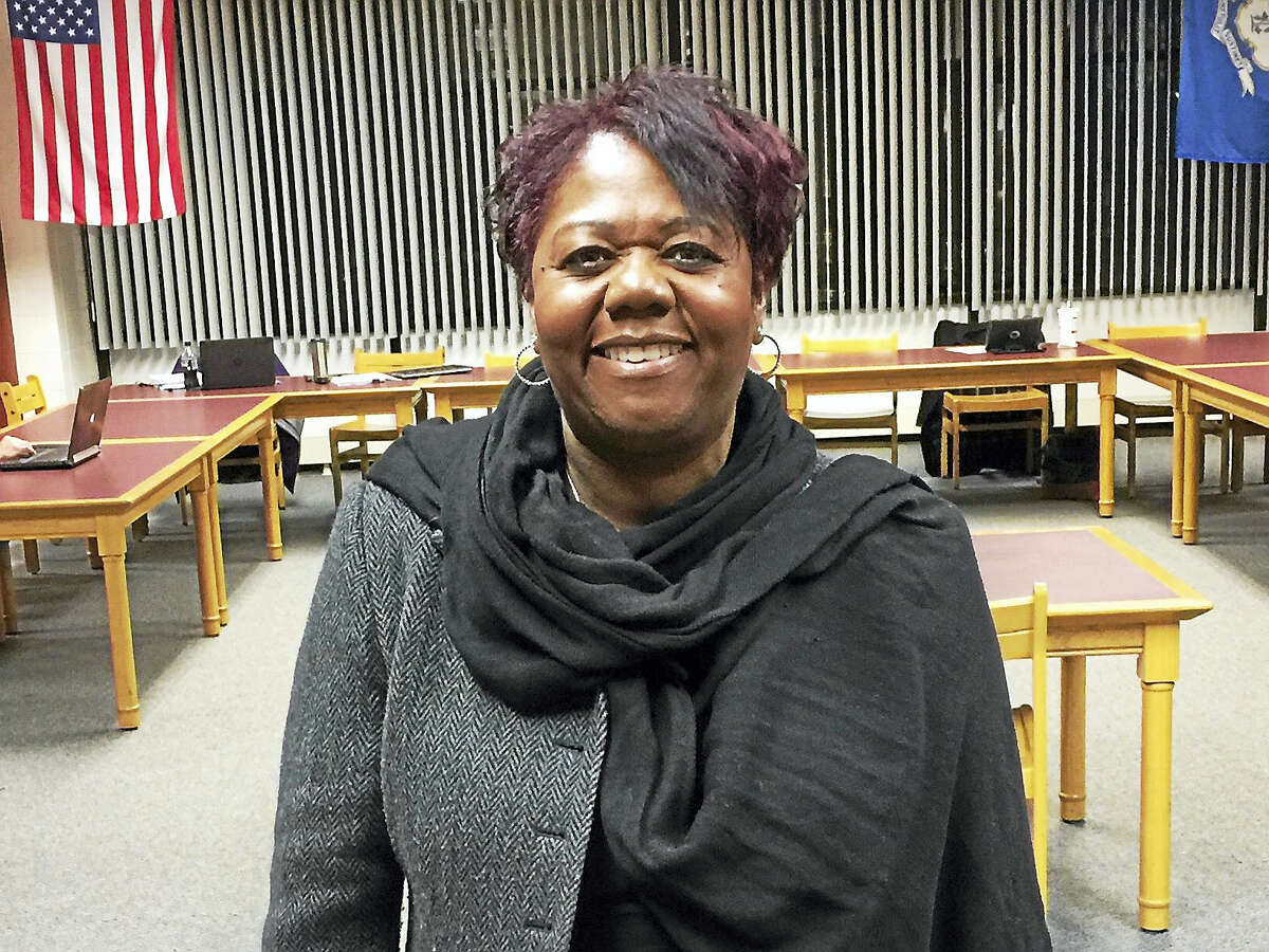 Ben Lambert - The Register CitizenDenise Clemons was appointed as the new Superintendent for the Torrington public schools Wednesday.
