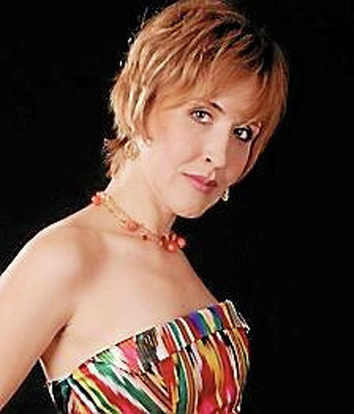 Contributed photoRoza Bulat, soprano.