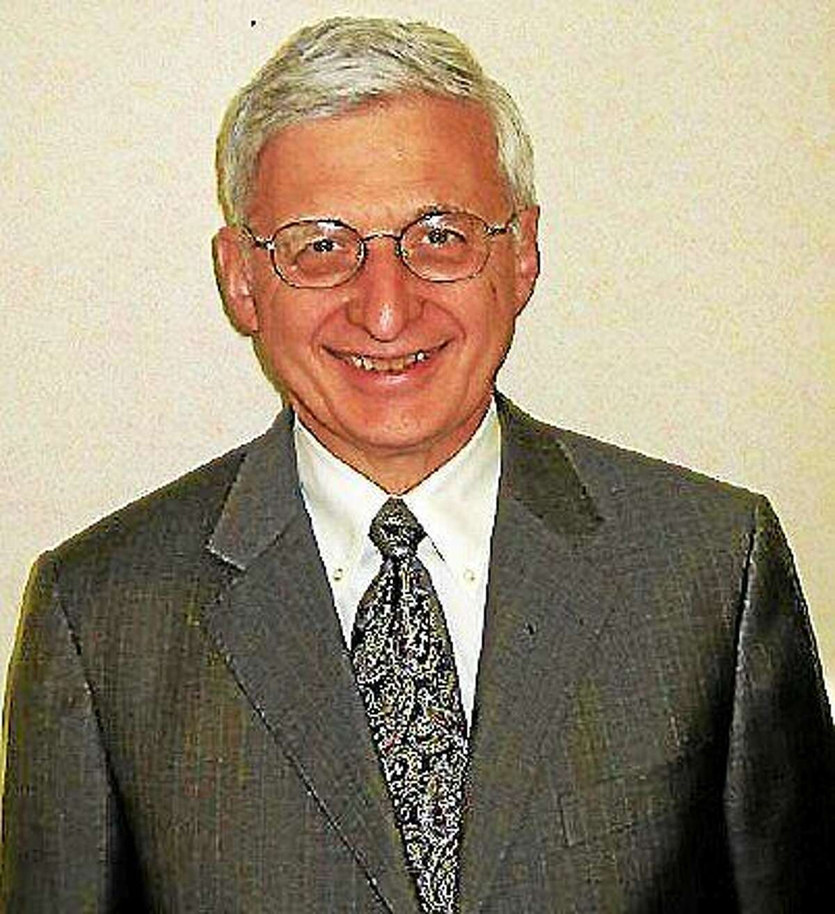 Ken Merz was The Register Citizen's Person of the Year for 2014.