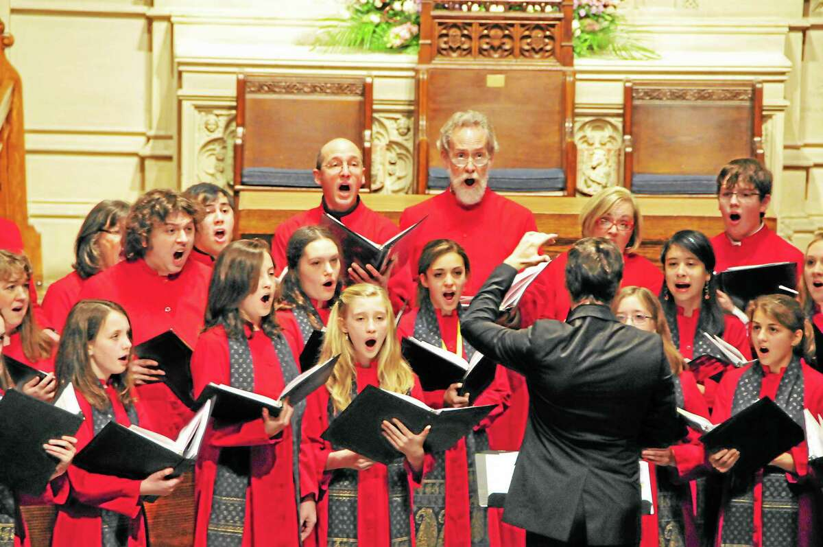 """Chorus Angelicus and Gaudeamus are performing their annual holiday concerts, """"Christmas Angelicus,"""" in December in Torrington and other venues in Connecticut."""