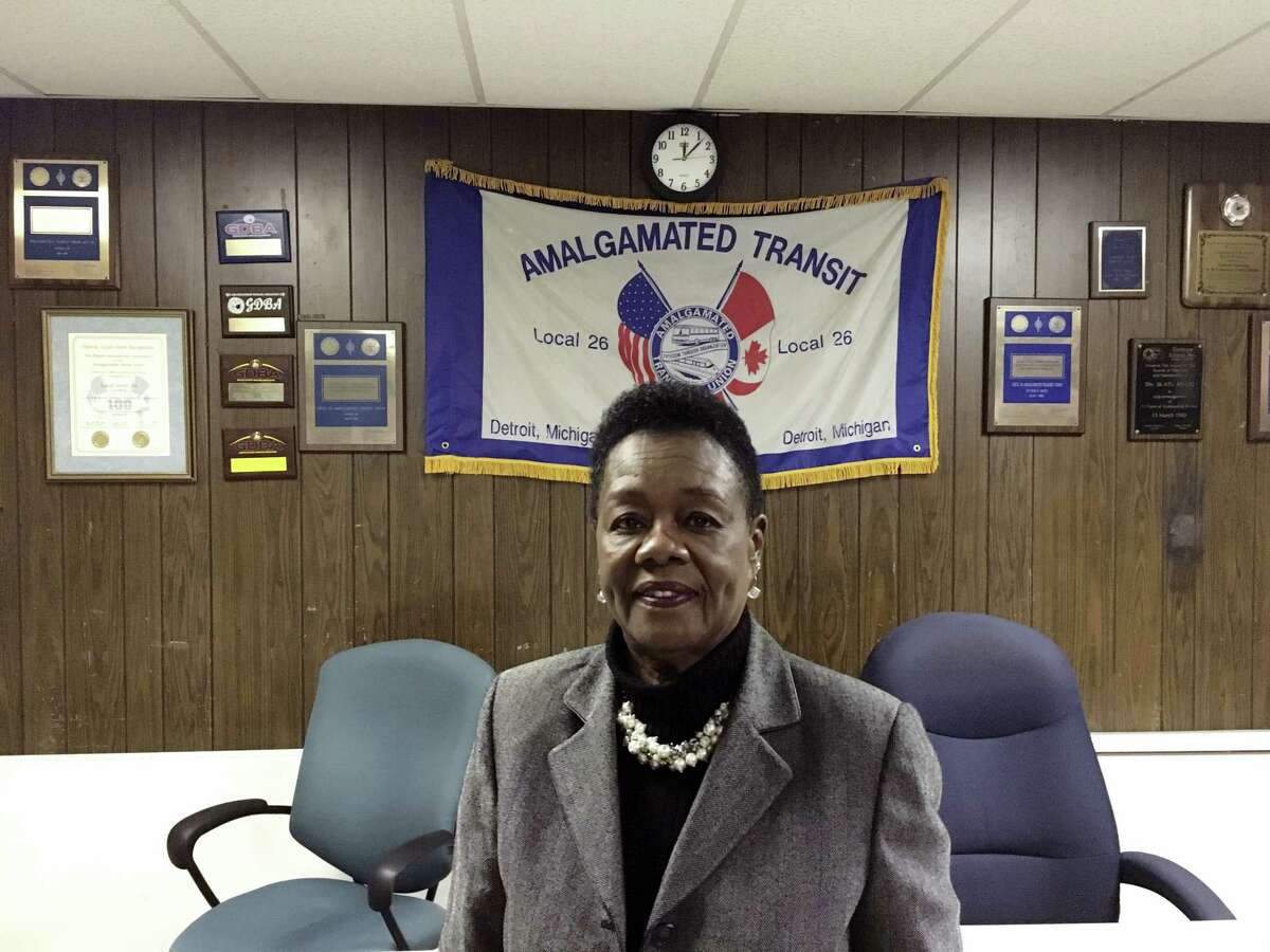 """Laura Thompson drove a bus for 25 years in Detroit before retiring 16 years ago. """"For a while I was completely retired,"""" says Thompson. """"But eventually, I just felt like I still had it in me to do something, plus the extra income is nice, too."""""""
