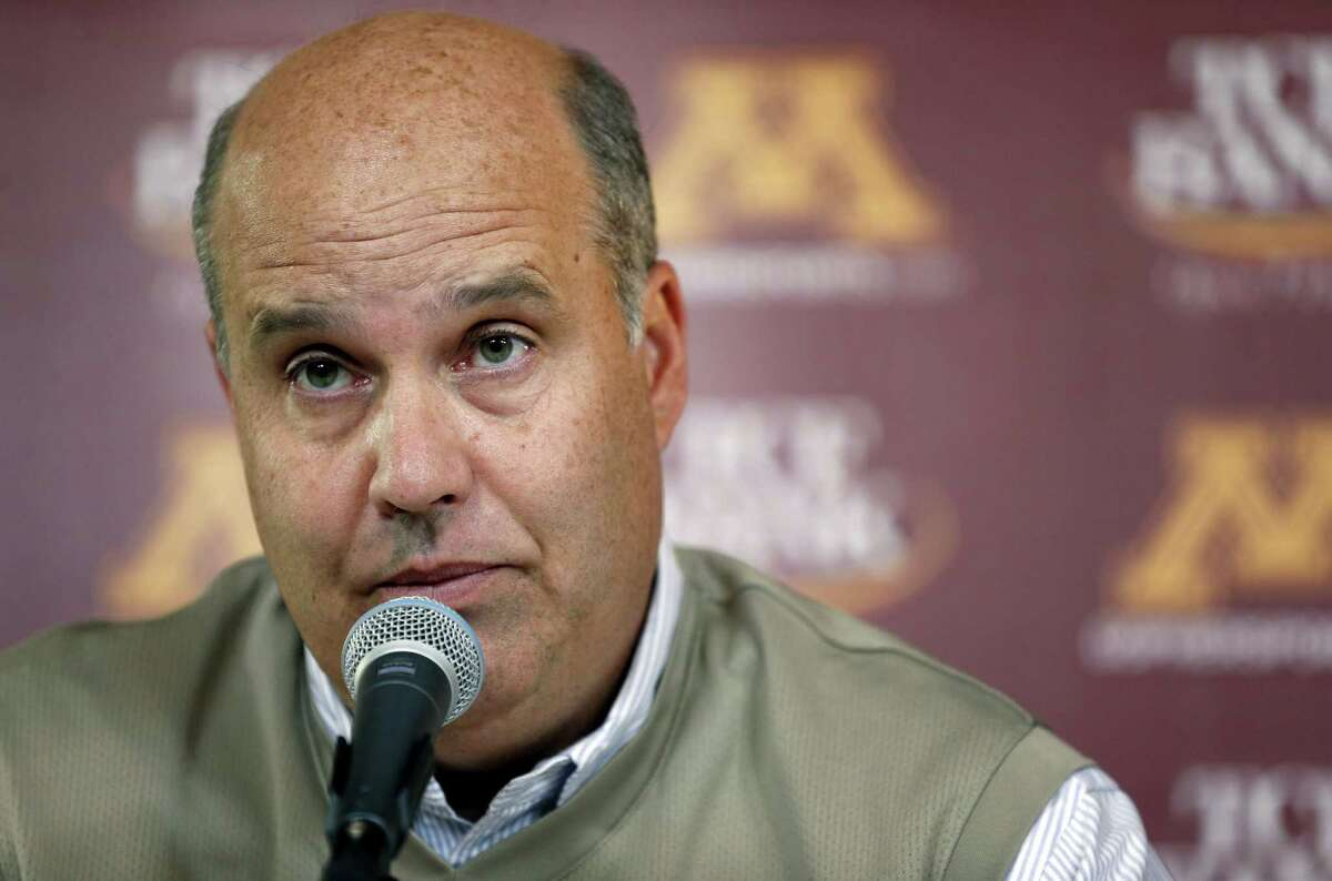 The University of Minnesota announced Friday that Norwood Teague submitted his resignation after three years on the job.