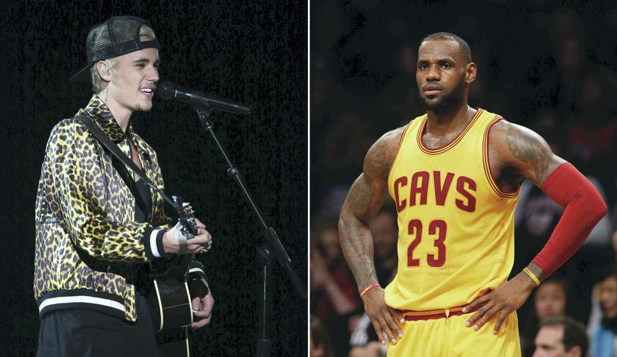 The Cavs may have a conflict with The Biebs. If Cleveland's opening-round NBA playoff series against Detroit goes to five games, it's scheduled to be played on April 26, which is also the night pop singer Justin Bieber is set to bring his tour to Quicken Loans Arena.