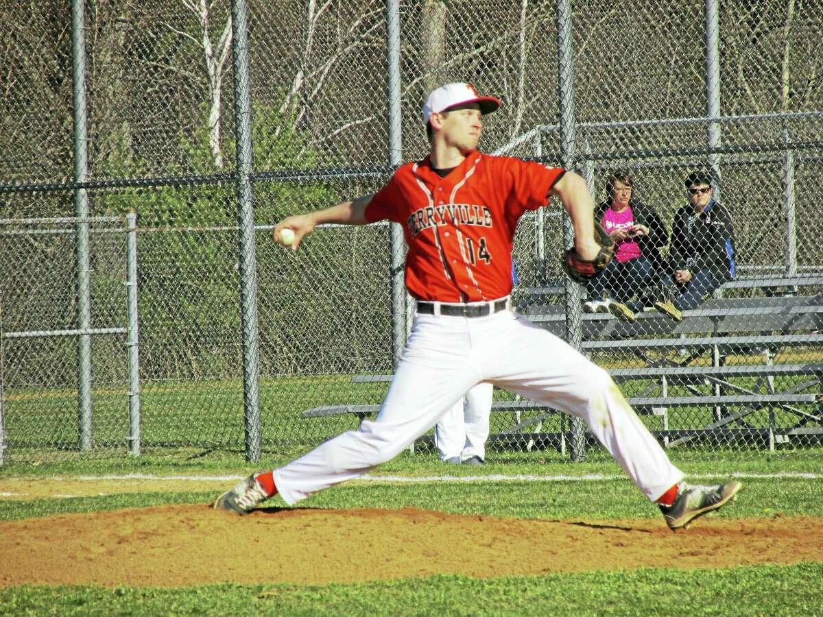 Terryville starter Doug Thorne got the win at Lewis Mills in a game that showed how competitive Berkshire League baseball is likely to be this year.
