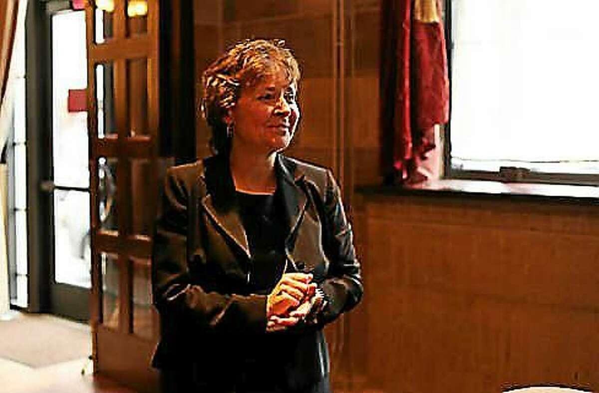 Cheri Quickmire, executive director of Common Cause in Connecticut.