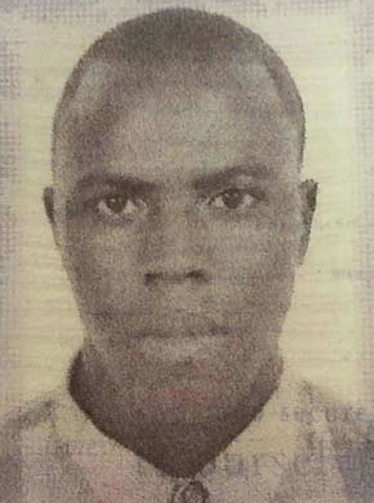 This undated passport photo released by the Inglewood Police Department shows missing Special Olympics athlete Abidjan Ouattara, originally from the Ivory Coast. Ouattara vanished near Los Angeles on Monday.