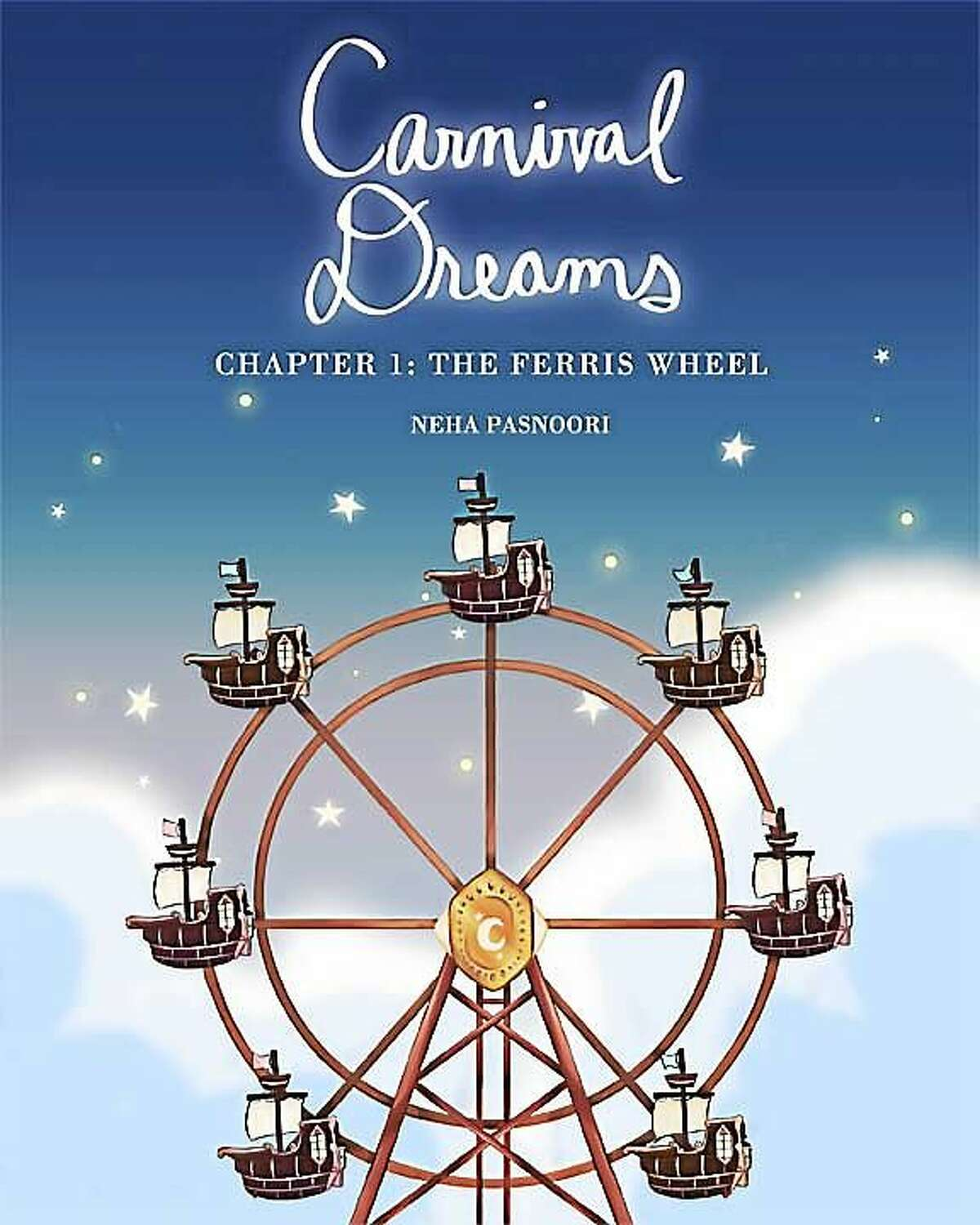 """Contributed image """"Carnival Dreams"""" by Neha Pasnoori."""