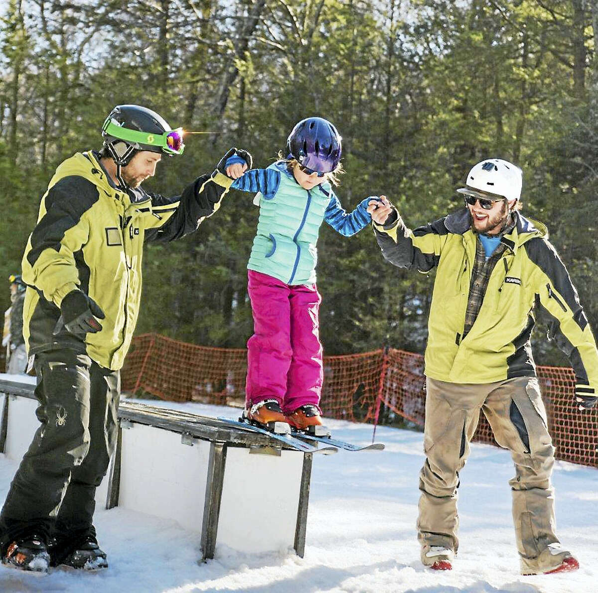 Ski Sundown/Taylor Kemp PhotographyA child participates in Ski Sundown's Girls Rock the Park event in 2015. Skiing event registration is open this weekend in Salisbury.