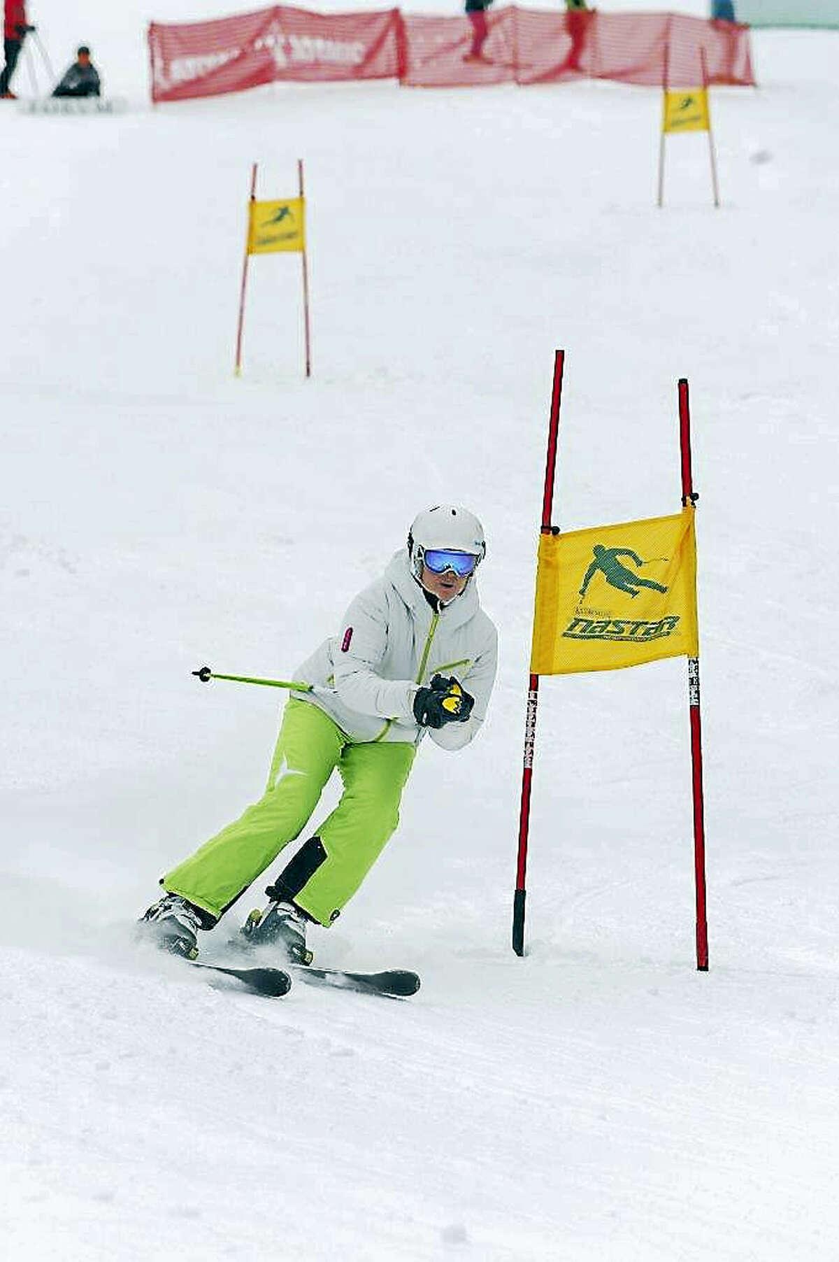 Photo courtesy of Ski SundownSkiing season equals plenty of action, including races, down the mountain in Salisbury.
