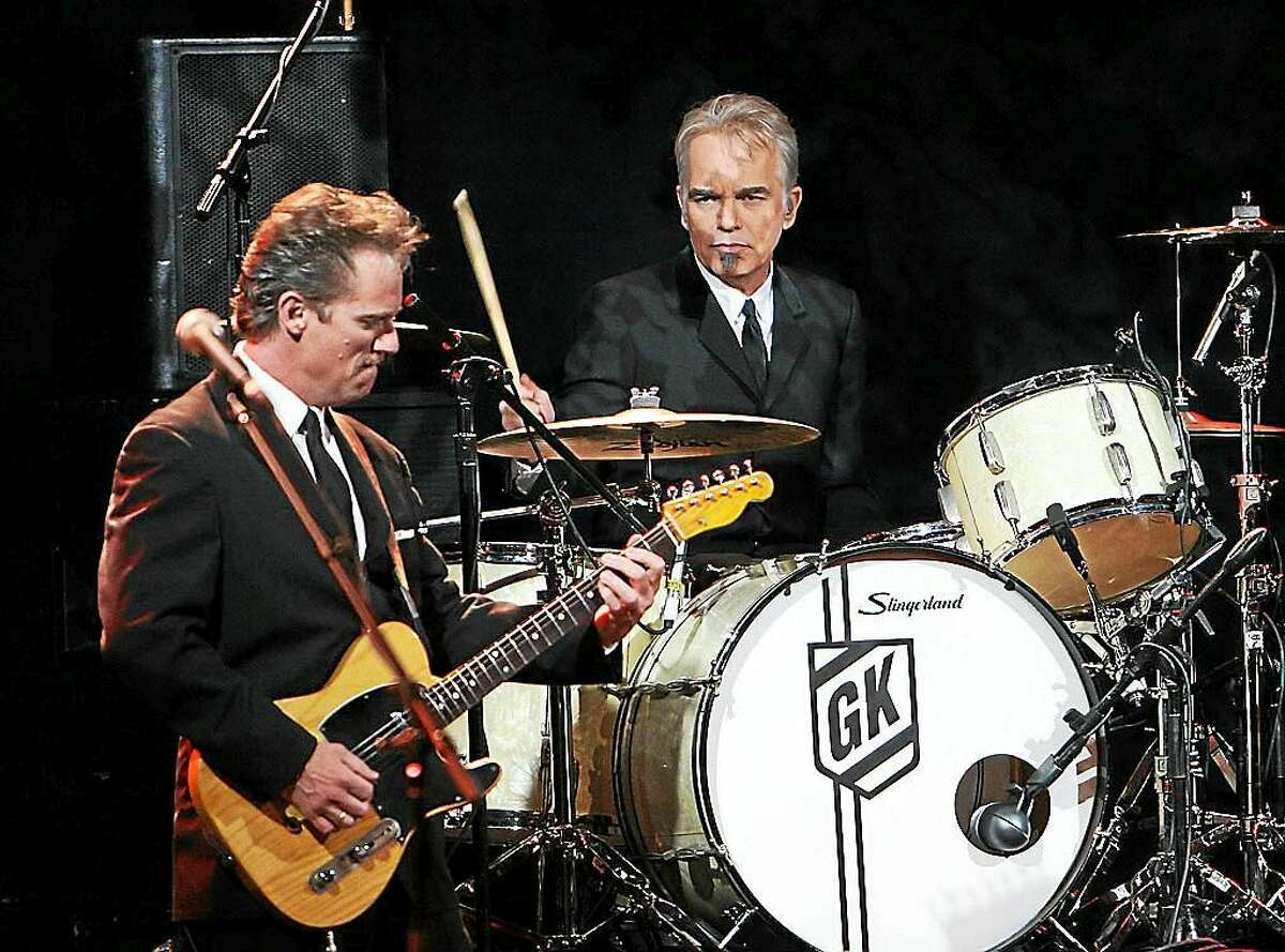 Contributed photo Catch Billy Bob Thornton and the Boxmasters when they perform at the Ridgefield Playhouse in Ridgefield Sept. 9. For tickets or more information, call 203-438-5795 or visit www.ridgfieldplayhouse.com.