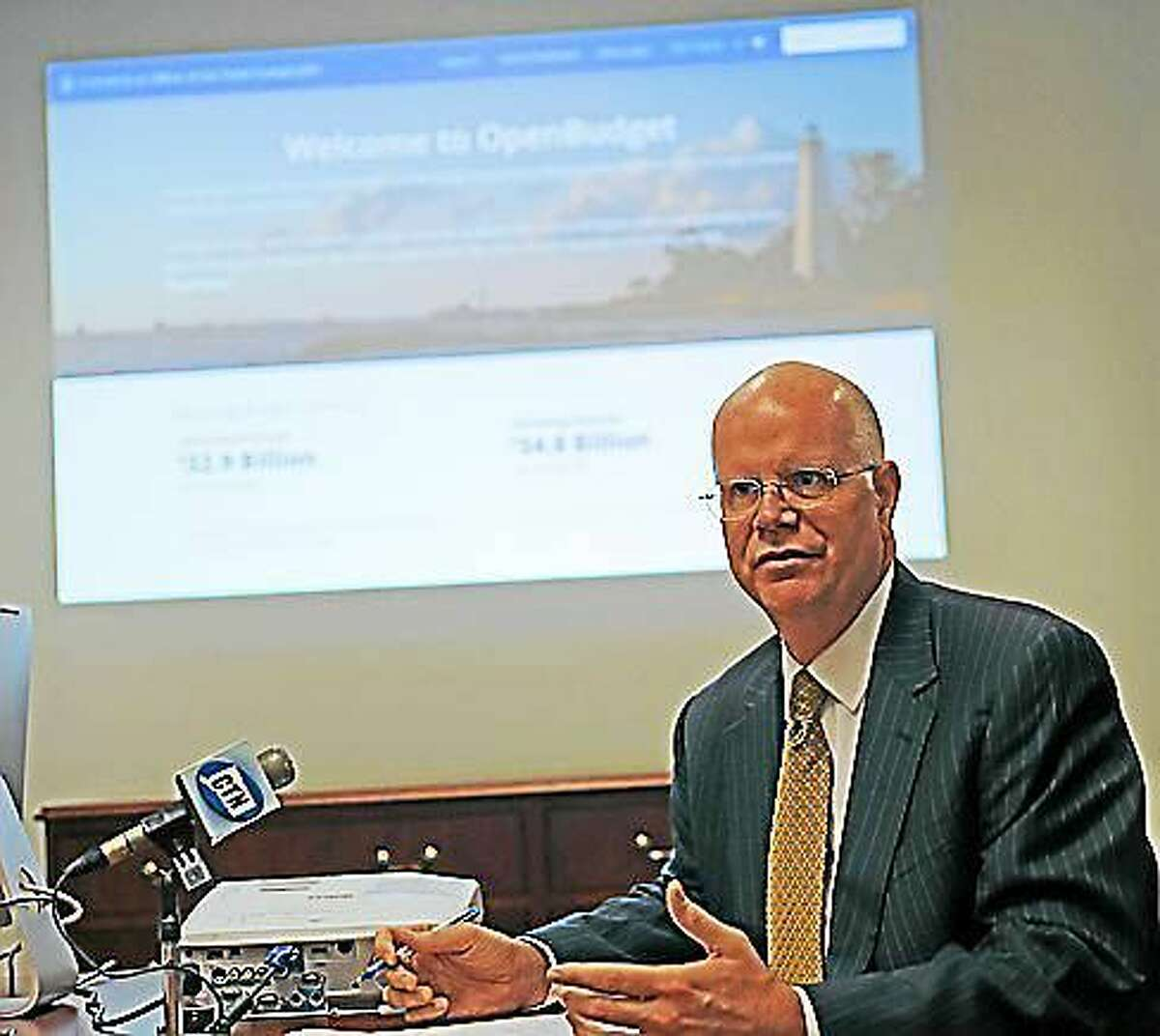 State Comptroller Kevin Lembo.