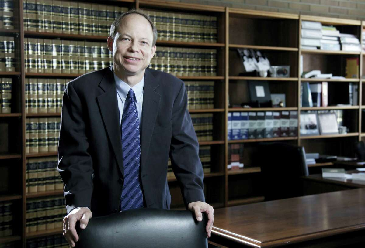 This June 27, 2011, file photo shows Santa Clara County Superior Court Judge Aaron Persky, who drew criticism for sentencing former Stanford University swimmer Brock Turner to only six months in jail for sexually assaulting an unconscious woman. The California judge has recused himself from making his first key decision in another sex case. The Mercury News reported Monday, Aug. 22, 2016, that Persky filed a statement saying that some people might doubt that he could be impartial. The judge is the target of a recall campaign after he sentenced a former Stanford swimmer to six months in jail for sexually assaulting an intoxicated woman.