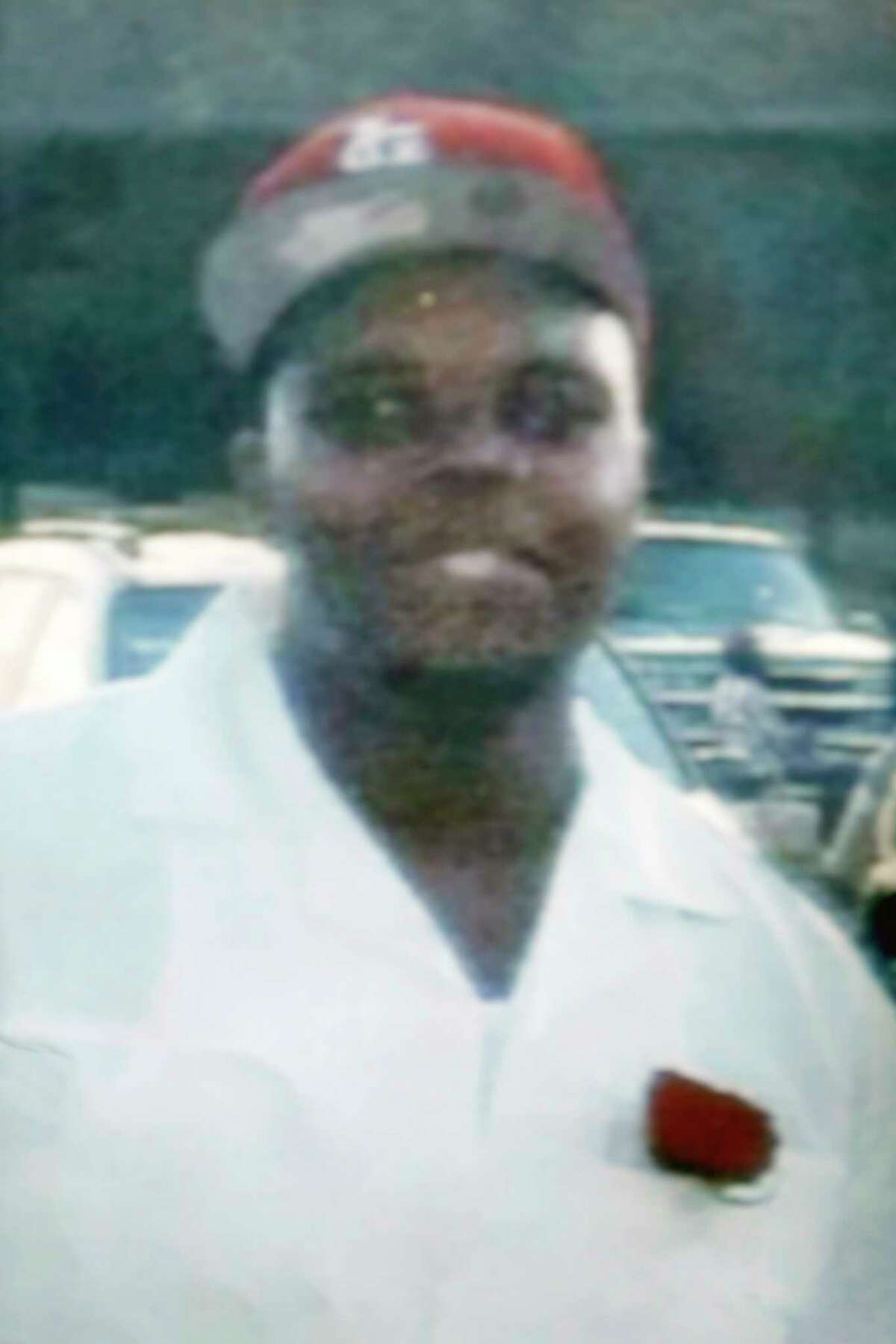 In this undated photo provided by the Brown family is Michael Brown, a young black man who was fatally shot on Aug. 9, 2014 by a white Ferguson, Mo., policeman. Since the shooting nearly a year ago, legislators in almost every state have proposed changes to the way police interact with the public.