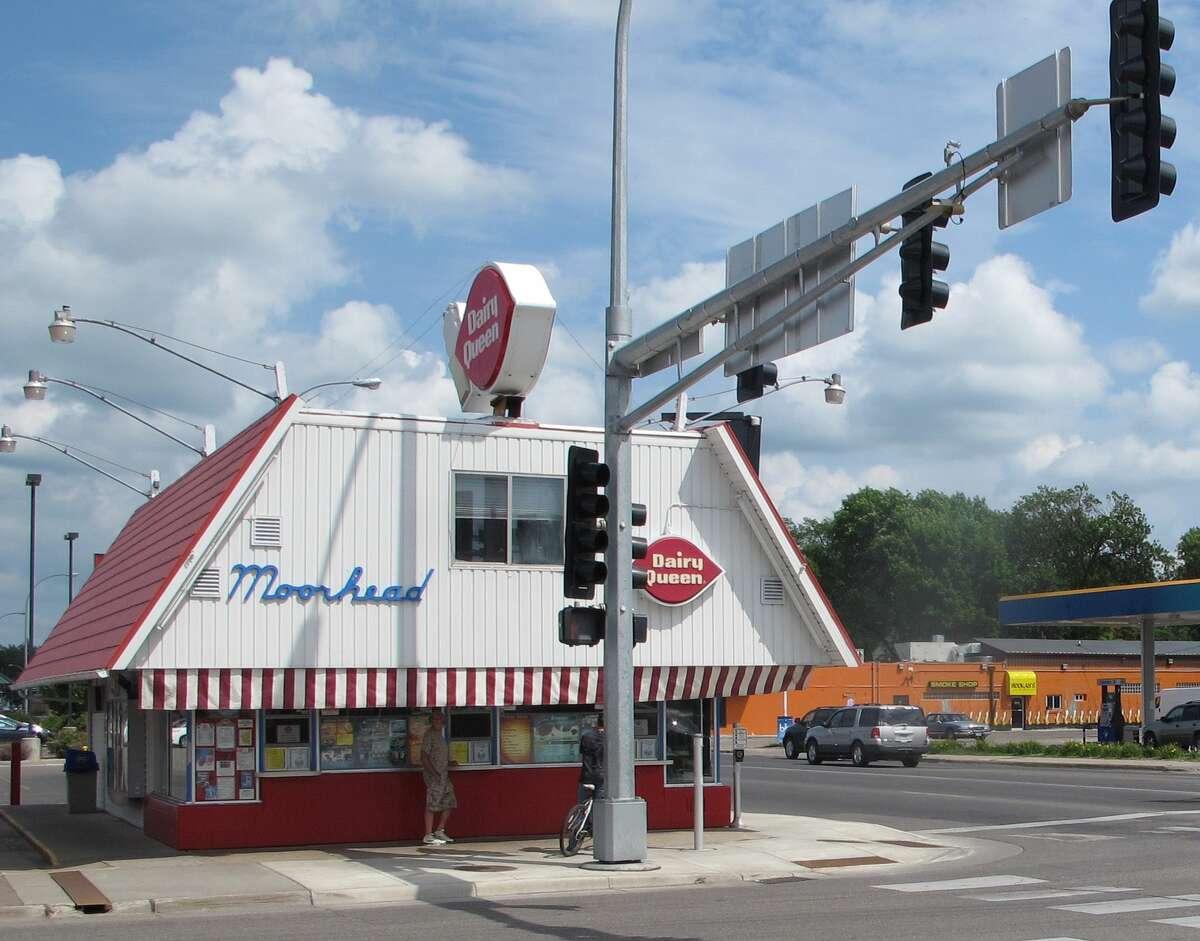 The Dairy Queen restaurant in downtown Moorhead, Minn., opened in 1949.