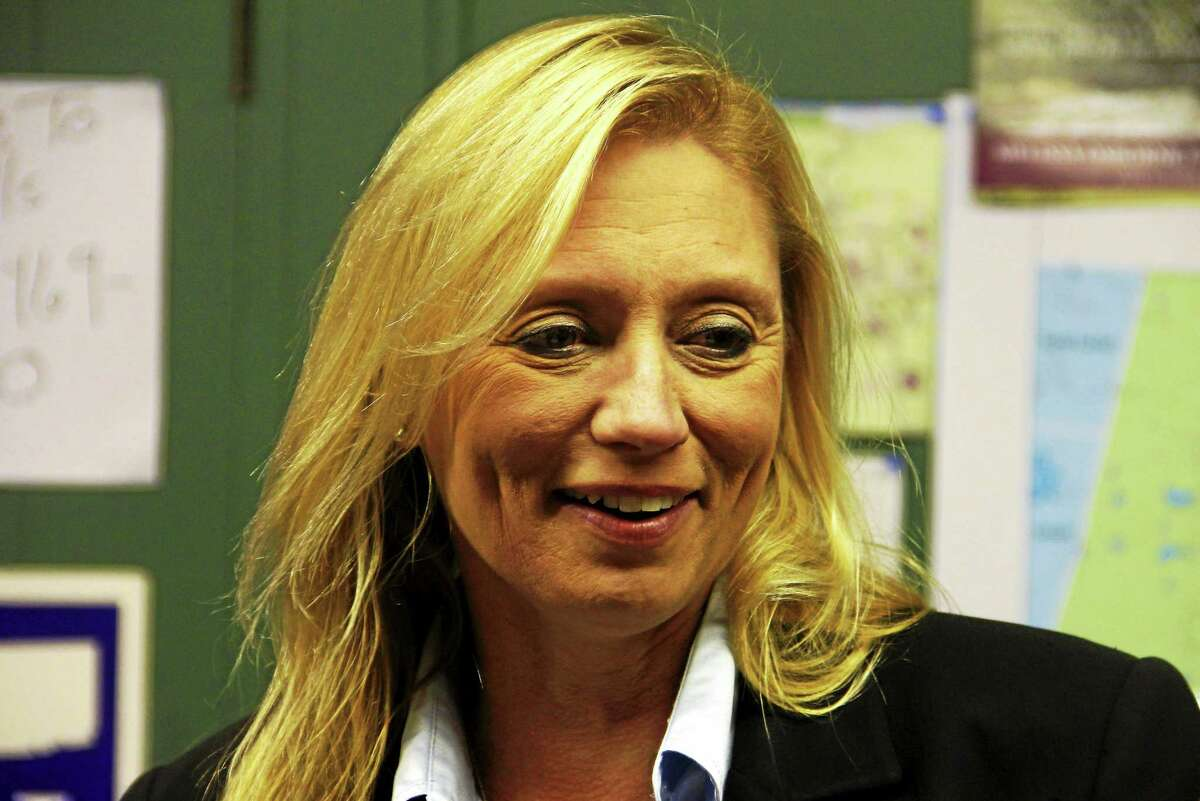 State Rep. Michelle Cook, D-65