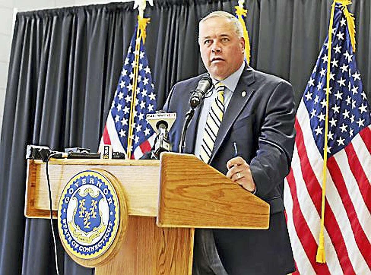 Connecticut Correction Commissioner Scott Semple