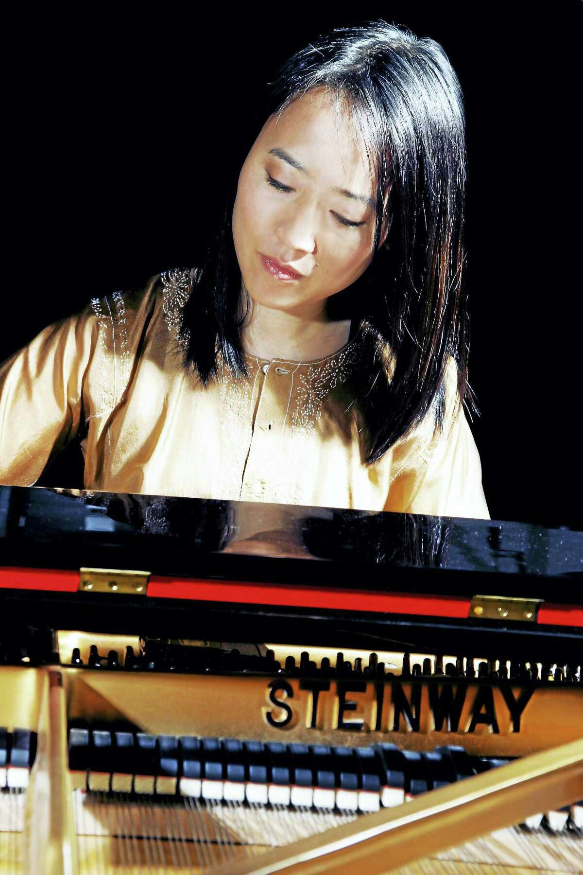 Pianist Helen Sung will play at Lyric Hall.