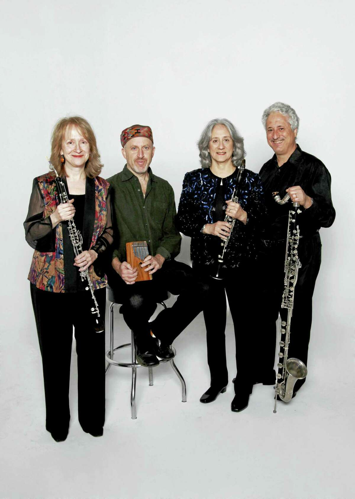 Contributed photoThe Hevreh Ensemble will present a benefit concert at the White Gallery in Lakeville on Sunday, Aug. 28.